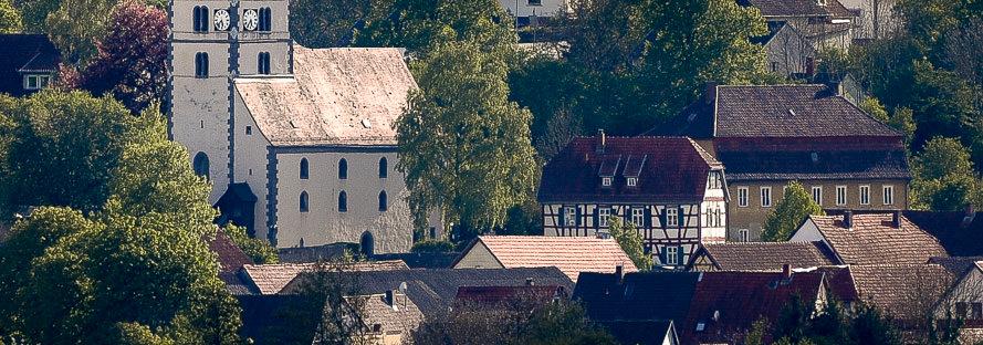 evangelisch[br] in der oberen Rhön