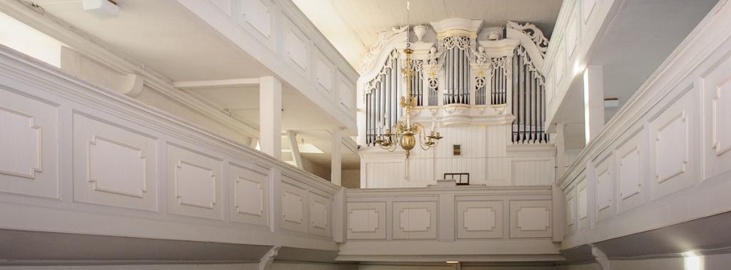 Die Orgel in der Reinsfelder Kirche ist leider sanierungsbedürftig