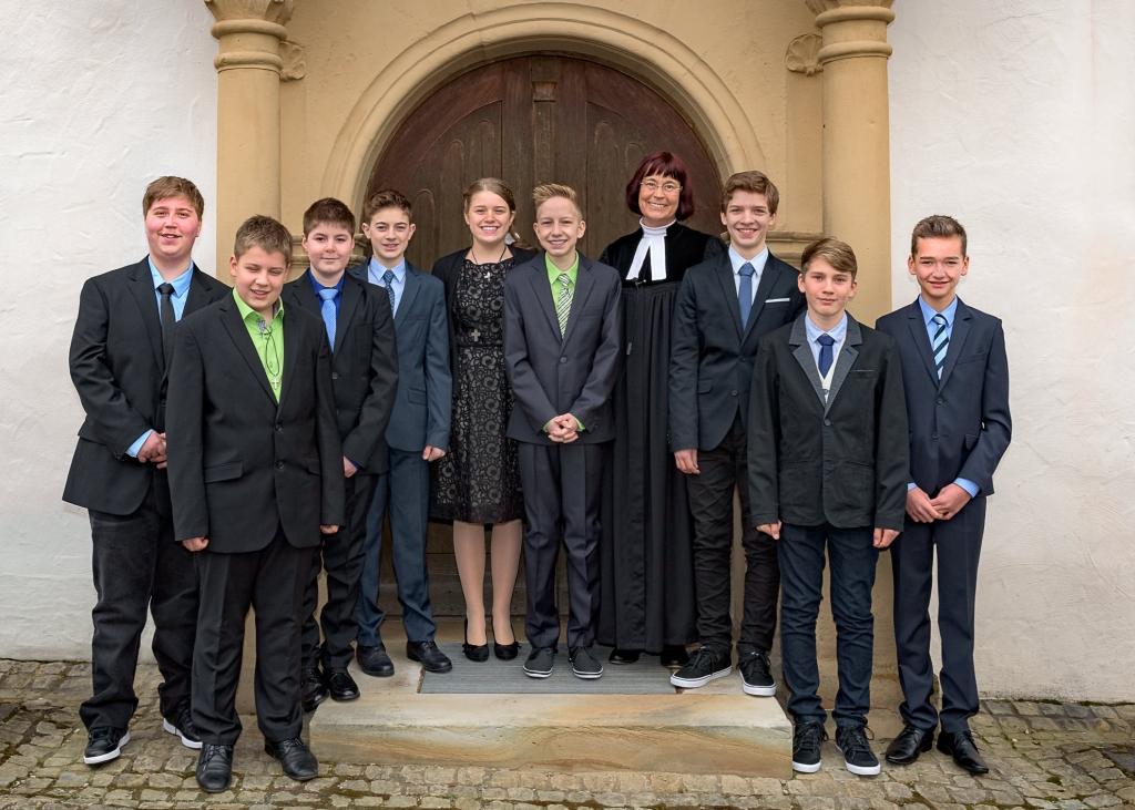 Palmsonntag, 20. März 2016   Dreifaltigkeitskirche Stetten