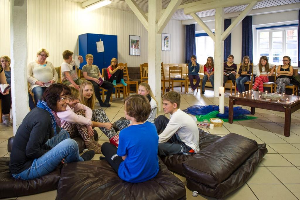 Dialogpredigt im Gottesdienst